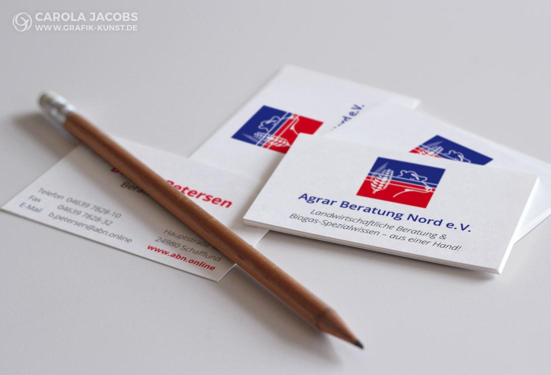Visitenkarten für ABN