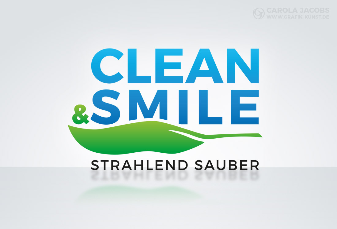 Clean & Smile – Logo
