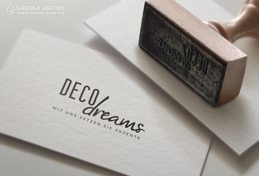 Deco Dreams - Logo