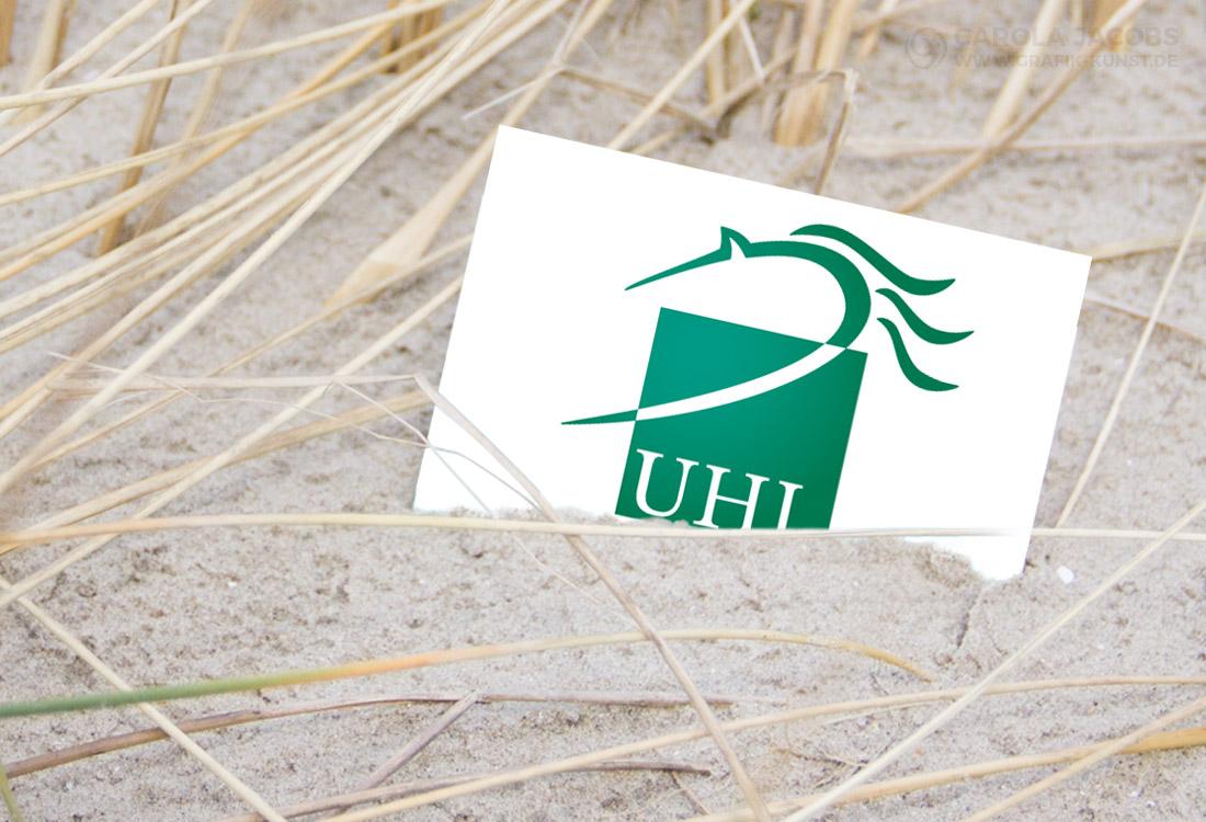 Ulrike Herrmann-Lehmann, Reitlehrerin - Logo