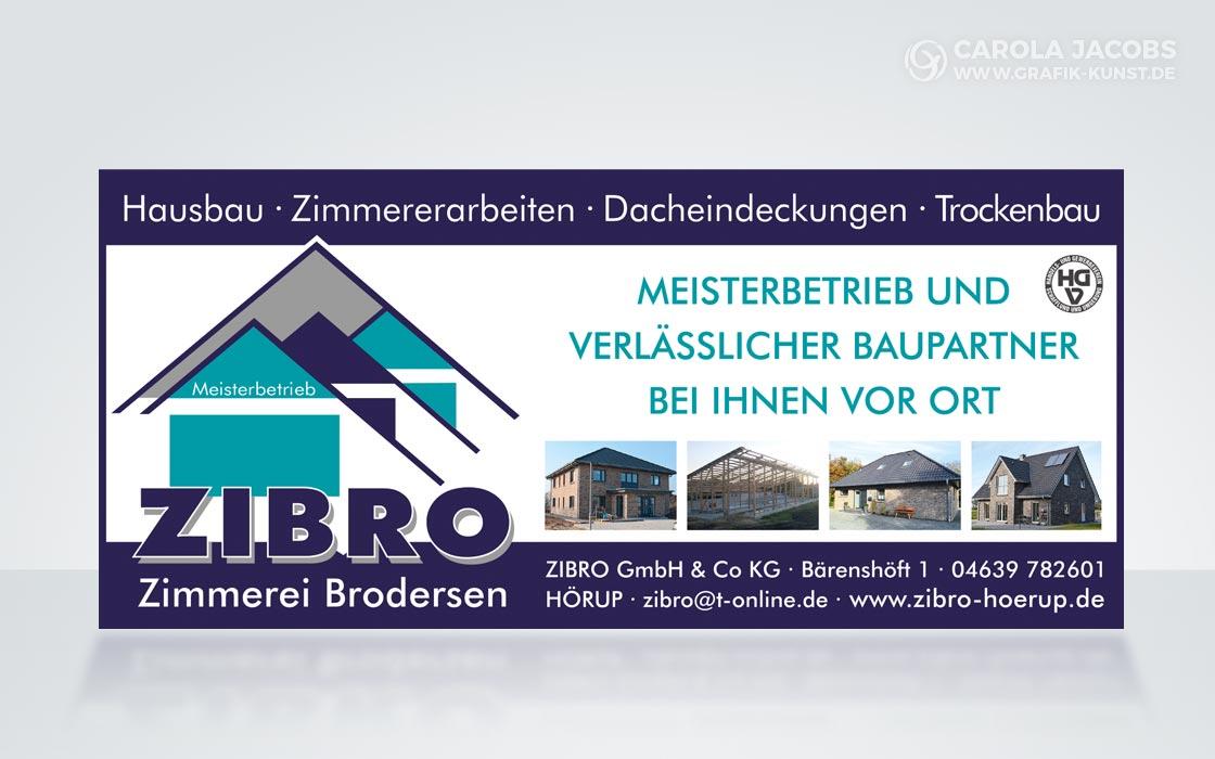 ZIBRO-Anzeige