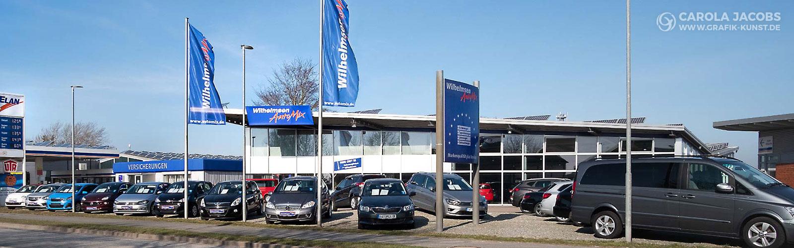 Wilhelmsen Automix in Sande