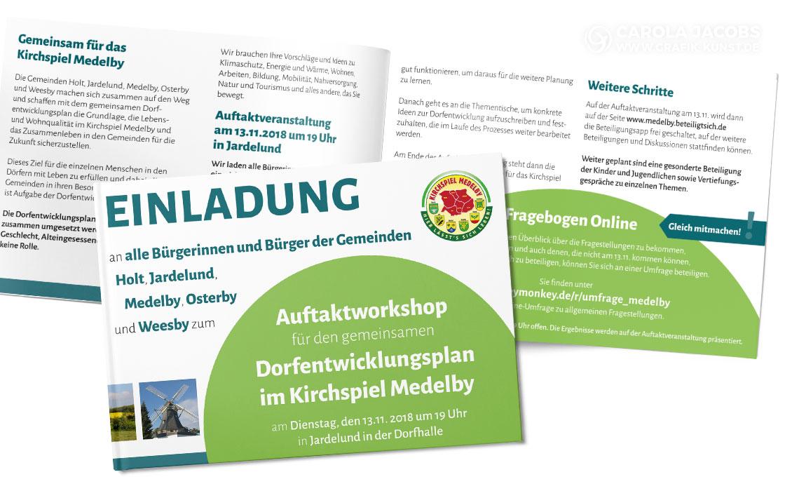 Dorfentwicklungsplan Medelby