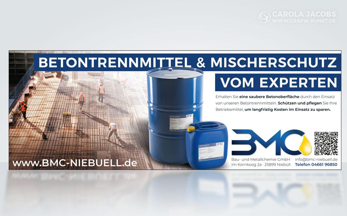 BMC-Anzeige